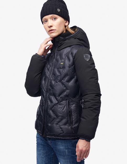 Giubbotto donna Blauer inverno 2018 2019 modello Matilde prezzo 366 euro