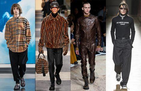 Moda uomo inverno 2018 2019 Logomania 470x304 - 15 Tendenze Moda Uomo Abbigliamento Inverno 2018 2019