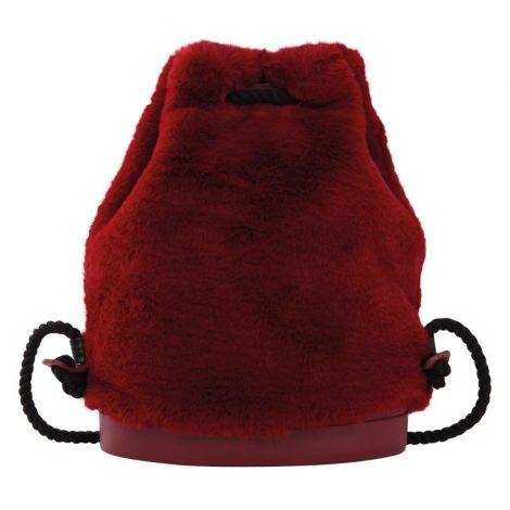 Nuovo zainetto O Bag Soft in ecolapin bordeaux inverno 2018 2019 470x470 - Nuovo Zainetto O Bag Soft Inverno 2018 2019