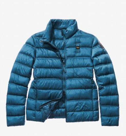 Piumino 100 grammi ultra light Blauer uomo modello Pietro autunno inverno 2018 2019 prezzo 263 euro