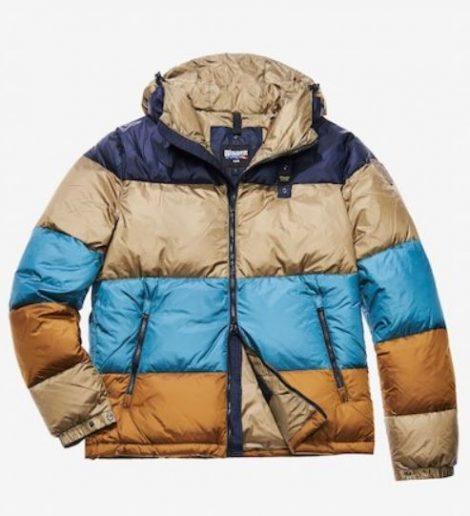Piumino Blauer uomo inverno 2019 modello Gioele prezzo 395 euro 470x516 - BLAUER Piumini uomo inverno 2019