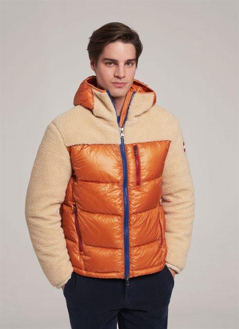 Piumino con pelliccia uomo Colmar inverno 2019 prezzo 699 euro 470x648 - Colmar Piumini Uomo Inverno 2019: Catalogo foto e prezzi