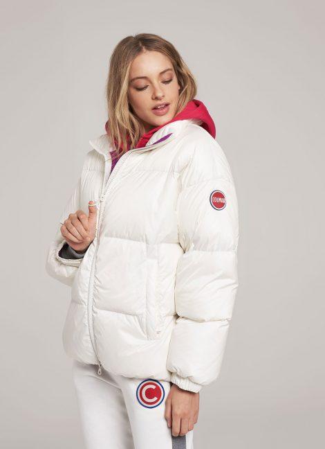 Piumino corto oversize Colmar inverno 2019 prezzo 469 euro 470x648 - COLMAR Piumini Donna Collezione Inverno 2019
