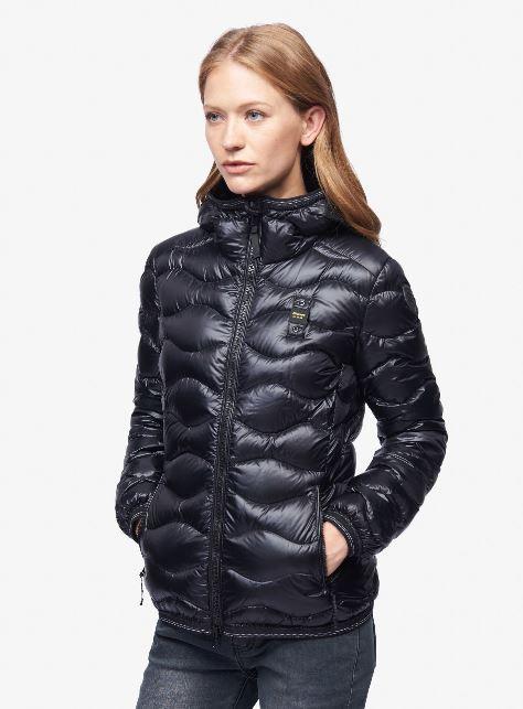 Piumino donna Blauer inverno 2018 2019 mod Greta prezzo 333 euro