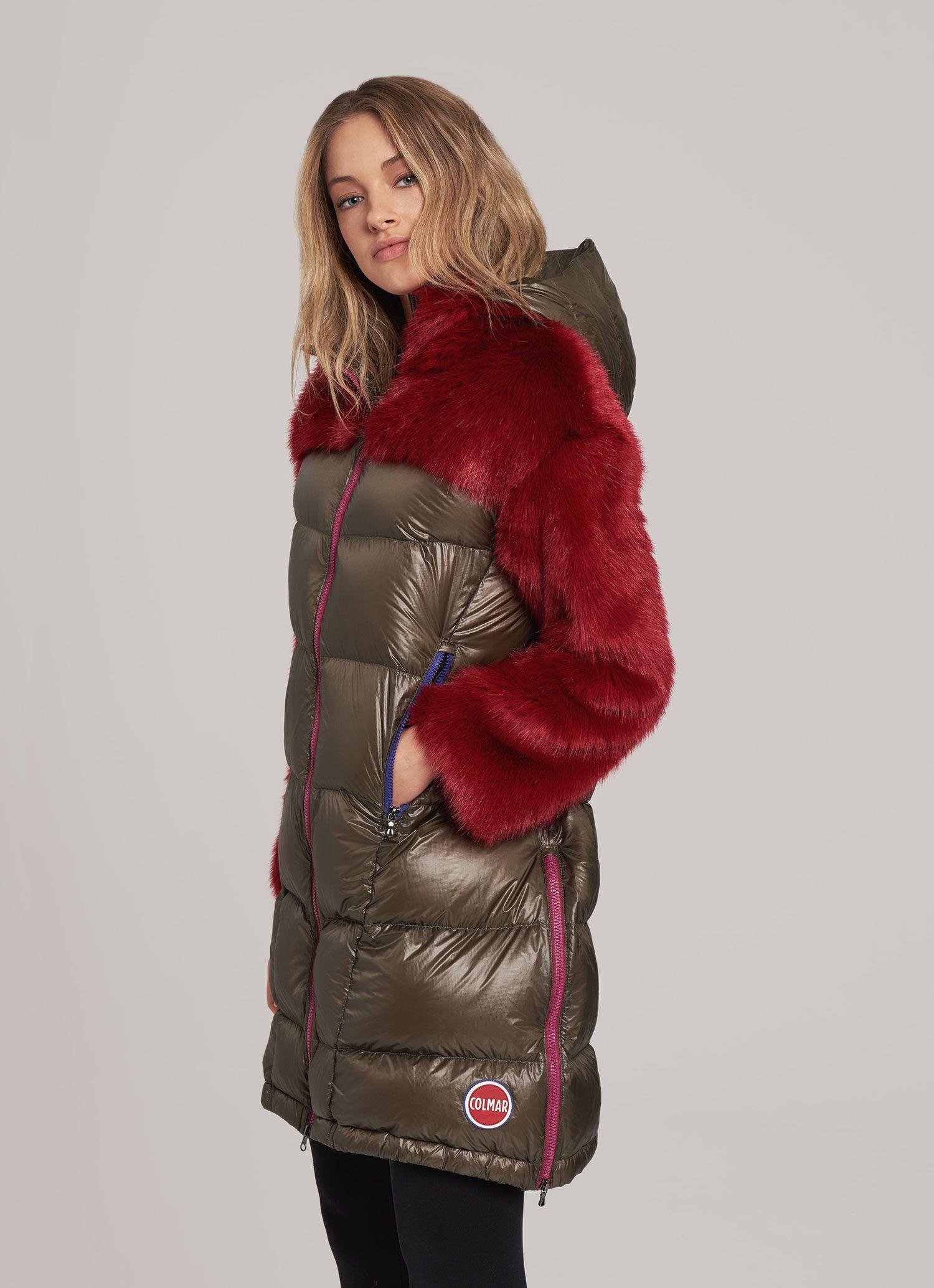 competitive price 4e775 4ec61 COLMAR Piumini Donna Collezione Inverno 2019 | The house of blog