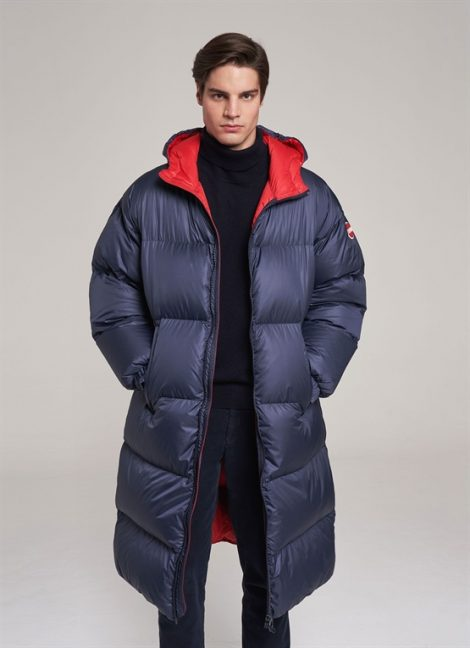 Piumino lungo oversize uomo Colmar inverno 2019 prezzo 585 euro 470x648 - Colmar Piumini Uomo Inverno 2019: Catalogo foto e prezzi