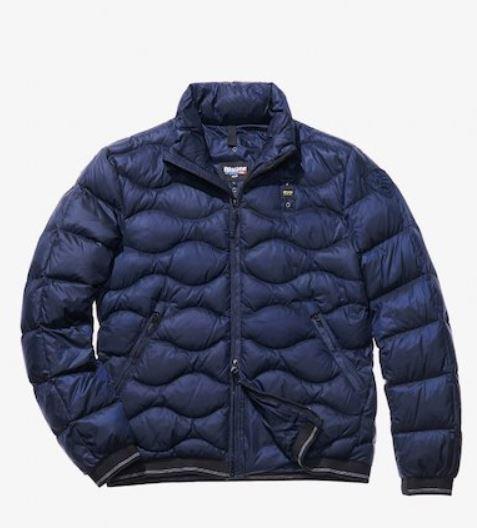 Piumino uomo Blauer inverno 2018 2019 modello Elia prezzo 383 euro