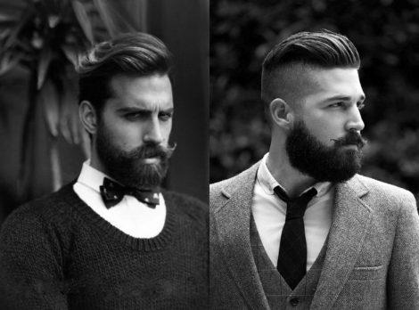 Tagli capelli uomo con barba e pizzetto alla Van Dyke 470x348 - Tagli Capelli, Barba e Baffi Uomo 2019