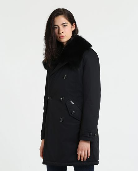 Trench imbottito Woolrich inverno 2019 prezzo 1200 euro Urban  - Woolrich Parka Donne Inverno 2019