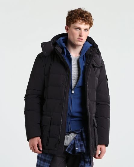Blizzard Jacket Woolrich uomo inverno 2018 2019 prezzo 670 euro