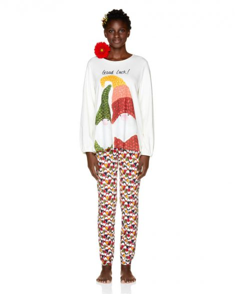nuovo arrivo d2baf 7985b Pigiami Benetton Donna Inverno 2018 2019 | The house of blog