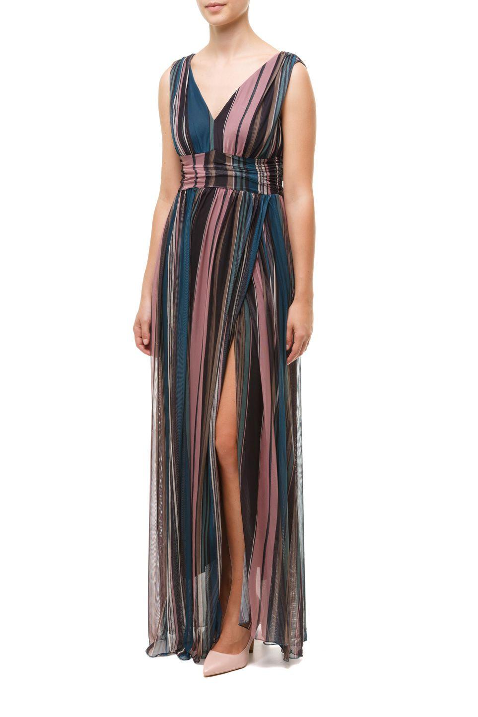 5551024182b3 Elegante abito lungo Nuna Lie collezione inverno 2018 2019 470x705 - Abiti  Capodanno 2019  Nuna