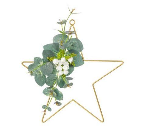 Ghirlanda Natalizia Ikea a forma di stella 470x440 - IKEA Catalogo Natale 2018
