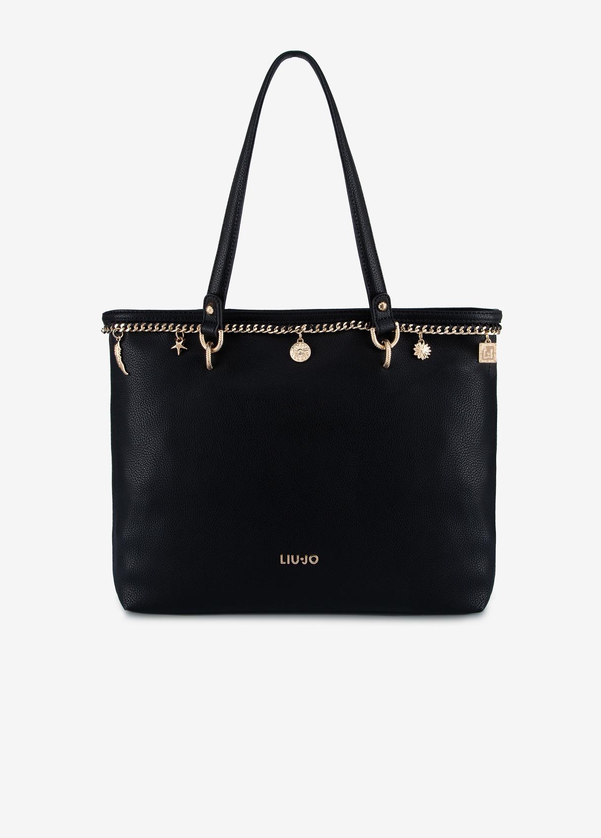 Shopping bag Liu Jo con charms primavera estate 2019