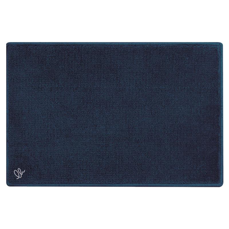 Tappeto magico assorbente blu