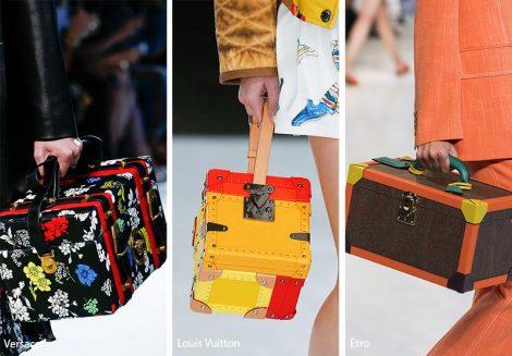 Box Handbags moda estate 2019 470x327 - 15 Tendenze Moda BORSE primavera estate 2019