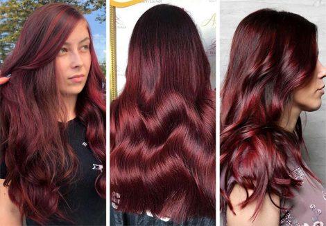 Colore Cherry Brown Hair 470x327 - Capelli Rossi tutte le tonalità