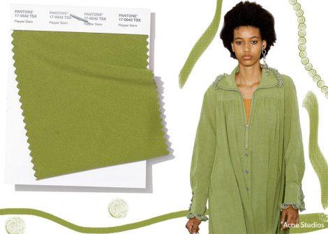 Colore Moda abbigliamento estate 2019 Pepper Stem 470x335 - Colori Moda Primavera Estate 2019