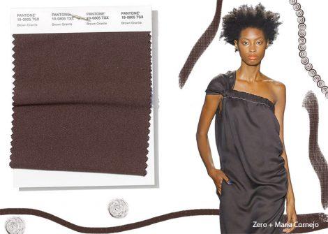 Colore Moda abbigliamento primavera estate 2019 Donna Brown Granite 470x335 - Colori Moda Primavera Estate 2019