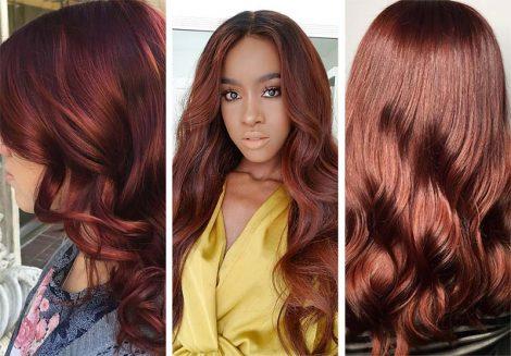 Colore capelli castano ramato scuro 470x327 - Capelli Rossi tutte le tonalità