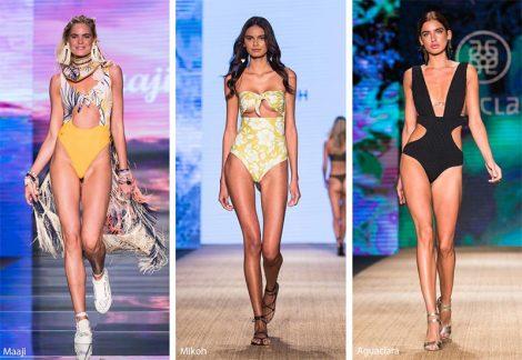 Costumi interi trikini con dettagli cut out 470x324 - 13 Tendenze Moda Costumi da bagno Estate 2019