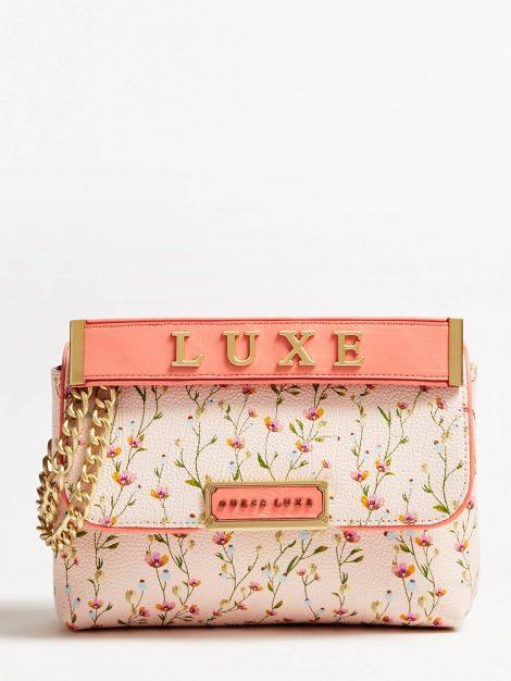 Mini tracolla Guess Luxe primavera estate 2019 470x626 - Guess Borse Primavera Estate 2019: Catalogo Prezzi