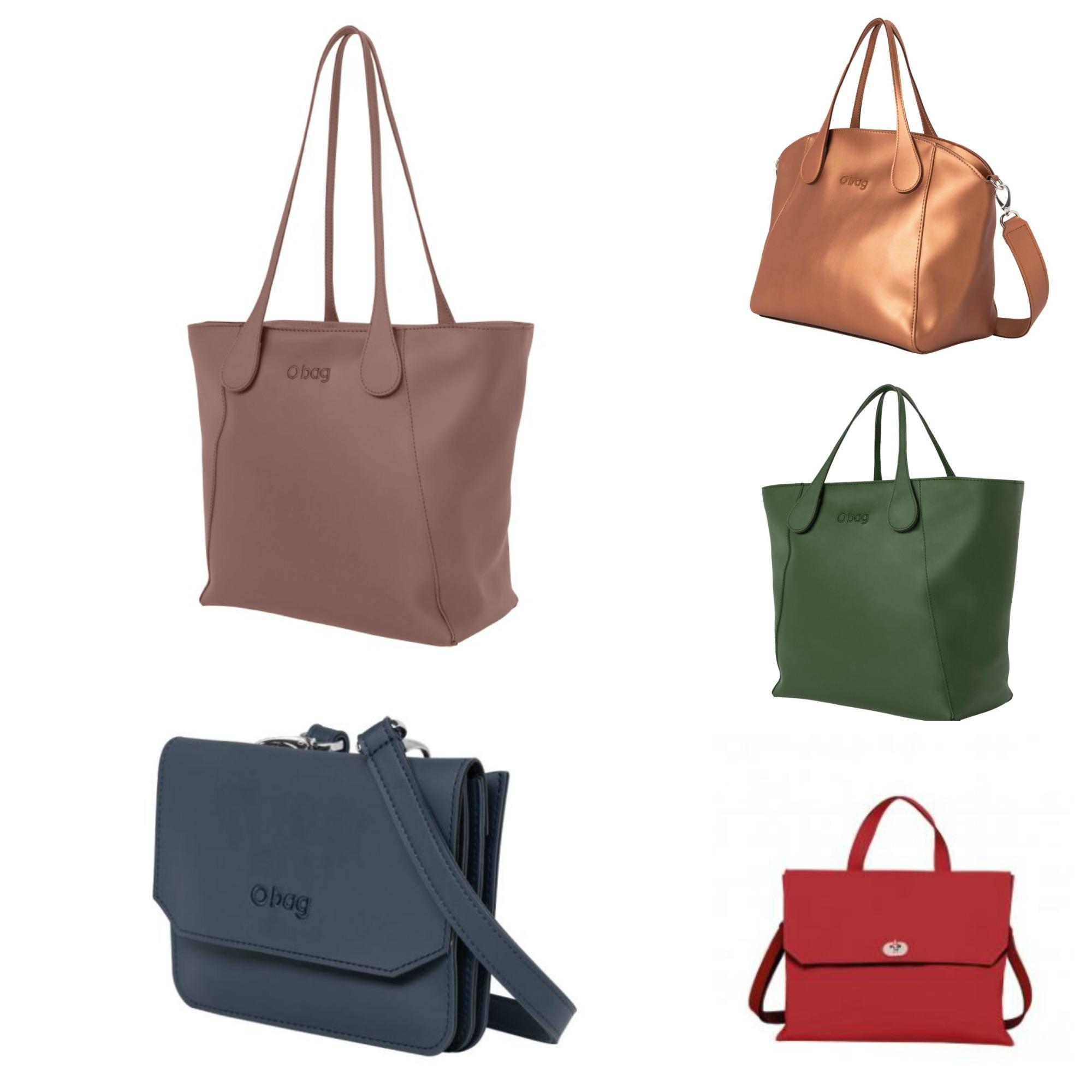 Nuova Collezione borse O Bag Soft 2019