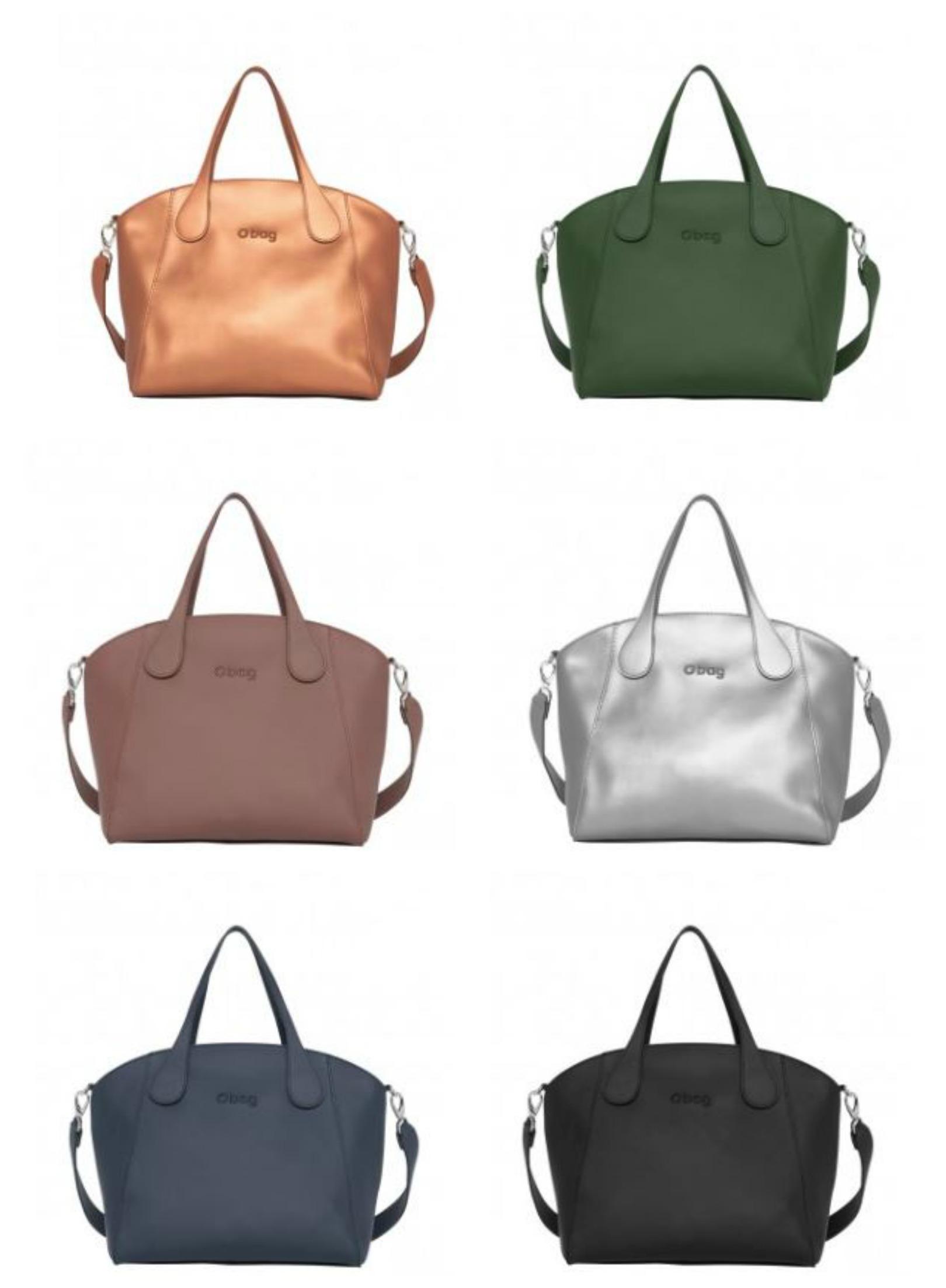 Nuove Borse O Bag Soft Mild 2019