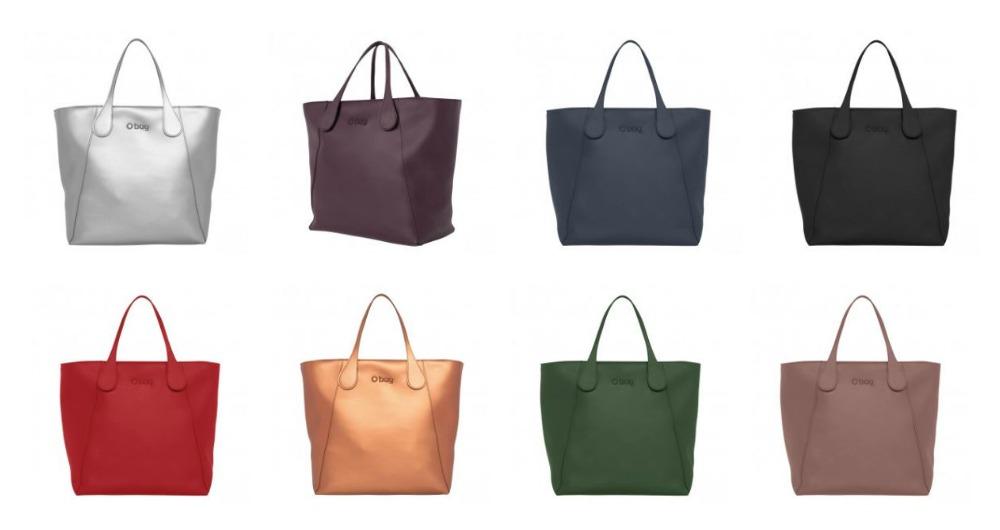 Nuove Borse O Bag Soft Tender 2019
