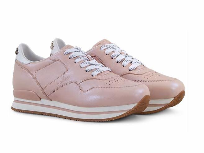 Nuove sneakers Hogan modello H222 Capodanno Cinese prezzo 350 euro primavera estate 2019