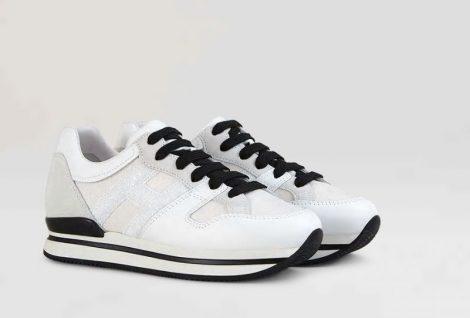 Nuove sneakers Hogan modello H222 prezzo 310 euro primavera estate 2019 470x318 - Novità scarpe Hogan donna primavera estate 2019