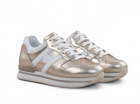 Nuove sneakers Hogan modello H222 prezzo 350 euro primavera estate 2019 470x349 - Novità scarpe Hogan donna primavera estate 2019
