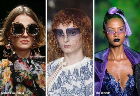 Occhiali da sole dalle forme originali moda 2019 470x324 - 15 Tendenze Moda Occhiali da sole Donna 2019