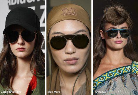 Occhiali da sole modello Aviator 2019 470x324 - 15 Tendenze Moda Occhiali da sole Donna 2019