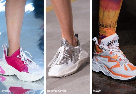 Sneakers con suola oversize moda primavera estate 2019 470x325 - 21 Tendenze Scarpe e Sandali primavera estate 2019