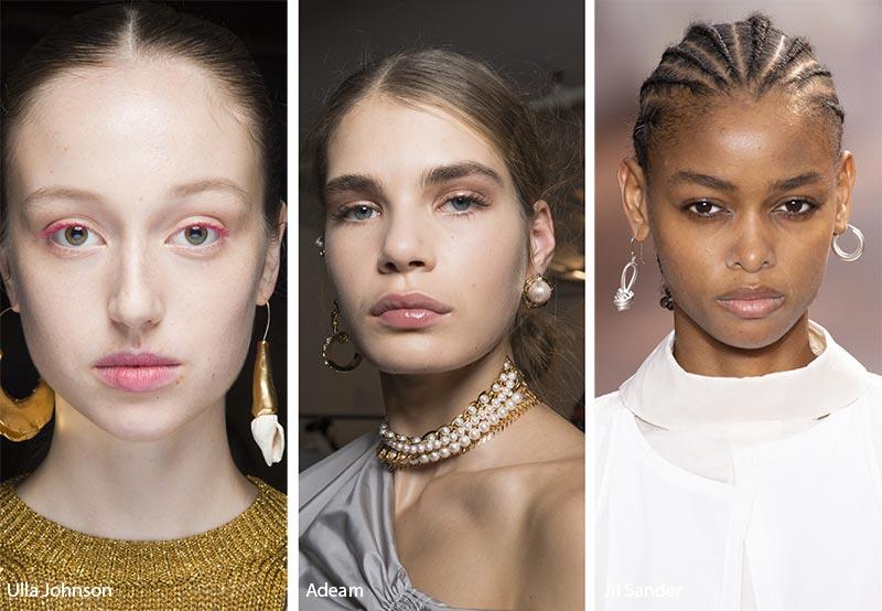 Tendenza gioielli primavera estate 2019 orecchini diversi tra loro