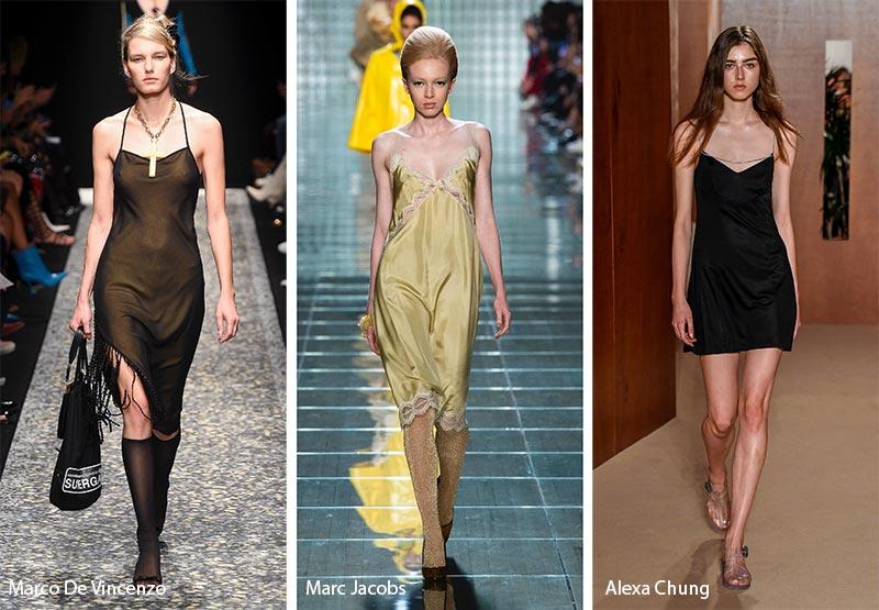 Tendenza moda abiti sottovestejpg