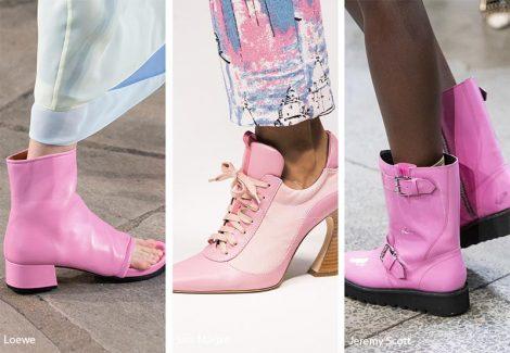 Tendenza moda scarpe e sandali colore rosa 470x325 - 21 Tendenze Scarpe e Sandali primavera estate 2019