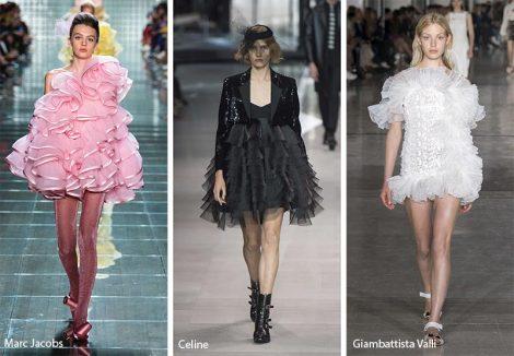 Tendenze Moda abbigliamento abiti con balze e volant 470x326 - 20 Tendenze Moda Abbigliamento Donna Primavera Estate 2019