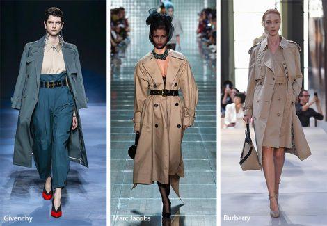 Tendenze Moda abbigliamento trench 470x325 - 20 Tendenze Moda Abbigliamento Donna Primavera Estate 2019