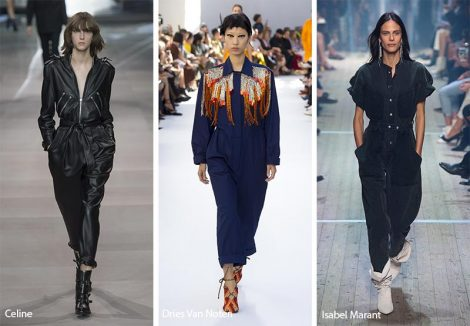 Tendenze Moda abbigliamento tute intere da lavoro 470x326 - 20 Tendenze Moda Abbigliamento Donna Primavera Estate 2019