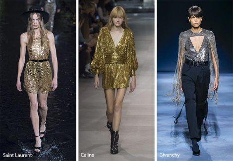 Tendenze Moda primavera estate 2019 abiti metallici 470x326 - 20 Tendenze Moda Abbigliamento Donna Primavera Estate 2019