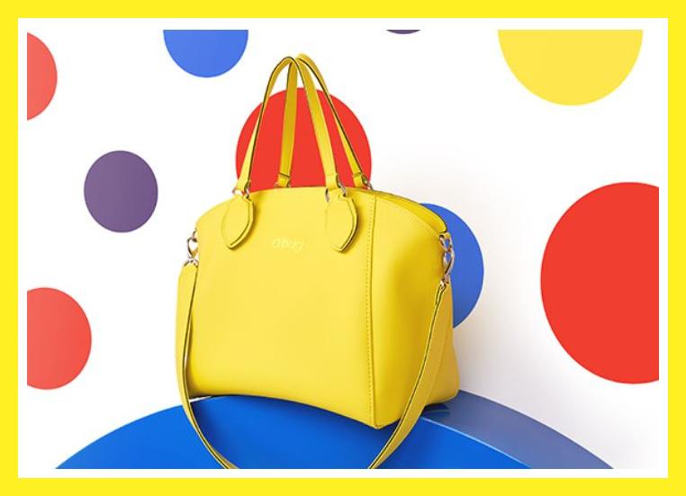 Colezione O bag Soft primavera estate 2019 Colori e Prezzi