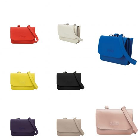 Collezione borse a tracolla O Bag Soft Easy primavera estate 2019 470x470 - Collezione Borse O Bag Soft primavera estate 2019: Colori, Prezzi e Foto