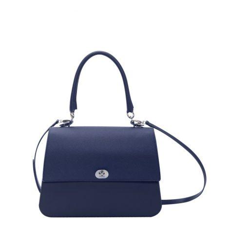 Nuova Borsa O bag Queen Blu navy 470x470 - Nuove Borse O bag primavera estate 2019: O bag Reverse e O bag Queen