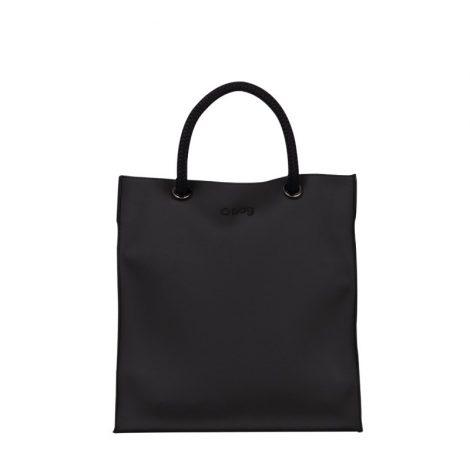 Nuova Borsa o bag Market collezione estate 2019 colore nero 470x470 - Collezione Borse O Bag Soft primavera estate 2019: Colori, Prezzi e Foto
