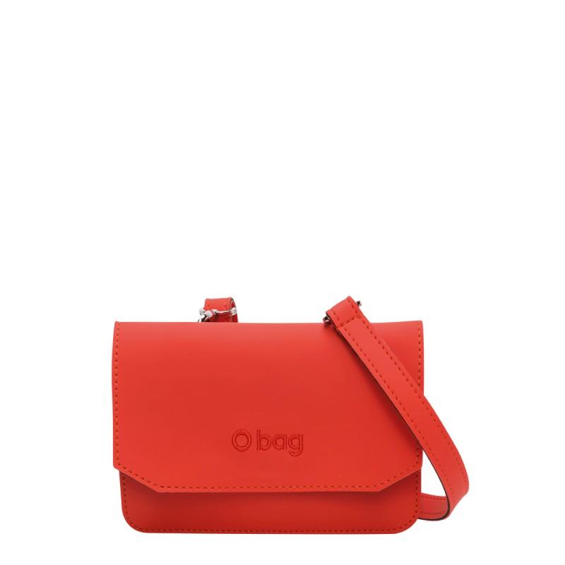 Nuova borsa O Bag Soft Easy arancione primavera estate 2019 prezzo 62 euro