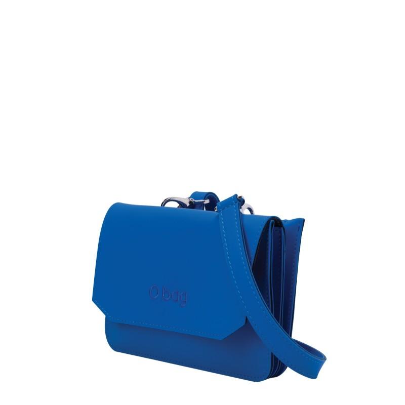 Nuova borsa O Bag Soft Easy cobalto primavera estate 2019 prezzo 62 euro