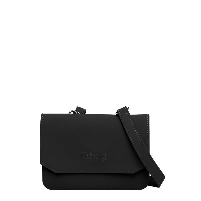 Nuova borsa O Bag Soft Easy nera primavera estate 2019 prezzo 62 euro