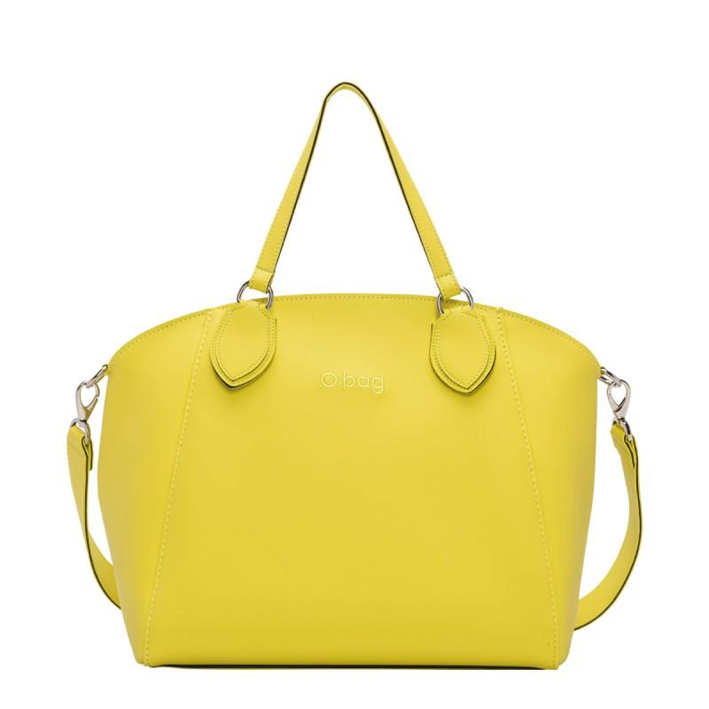 Nuova borsa O Bag Soft Mild lime primavera estate 2019 prezzo 100 euro